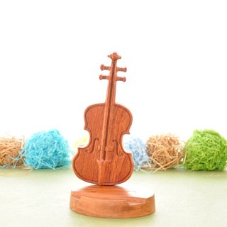 Wood for the mobile phone seat - violin models