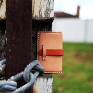 42. Leather - Card Holder / Card Holder