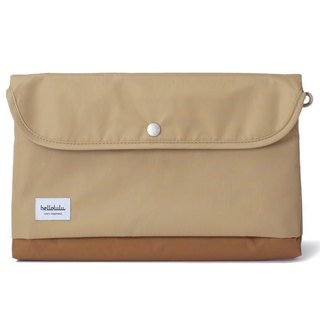 "Hellolulu Tess-11 ""portable handbag (light brown)"