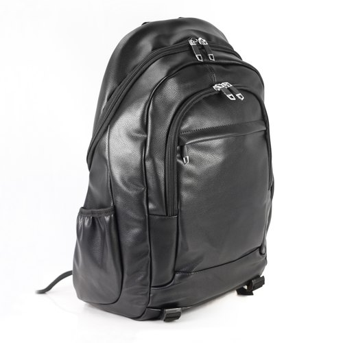 Goody Bag - AM light travel backpack (all black personality)