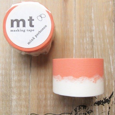 mt and paper tape mt x mina perhonen [Trip- coral pink (MTMINA18)]