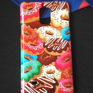 Great An excited donuts ordered Samsung S5 S6 S7 note4 note5 iPhone 5 5s 6 6s 6 plus 7 7 plus ASUS HTC m9 Sony LG g4 g5 v10 phone shell mobile phone sets phone shell phonecase