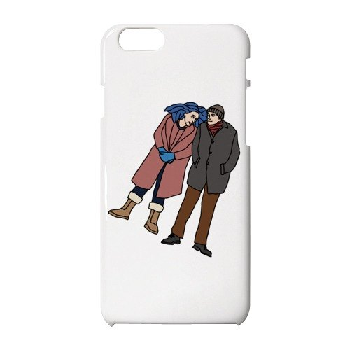 Joel & Clementine iPhone case