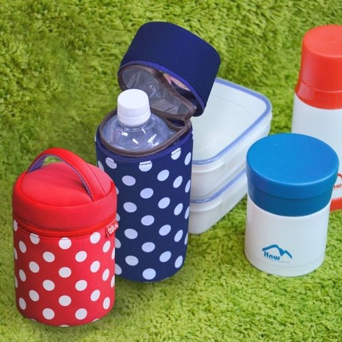 CB Shuiyu little series washable removable cold hand warm red pot bags
