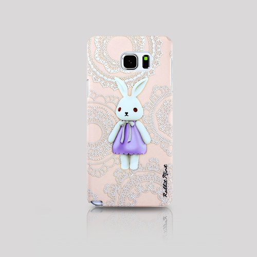 (Rabbit Mint) Mint Rabbit Phone Case - 蕾丝布玛莉 Merry Boo - Samsung Note 5 (M0019)