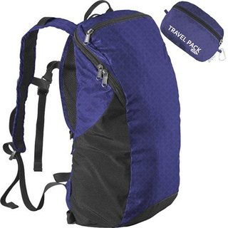 ChicoBag Travel Pack Backpack - Sapphire Blue