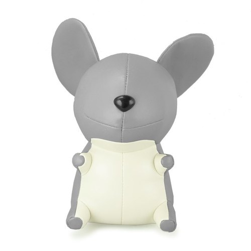 Zuny- mouse modeling Baishi bookends (Gino- gray)