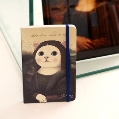 Jetoy, Choo Choo sweet cat Art handy record of this _mona Lisa (T) (J1302804)