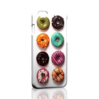 Impression of donuts custom Samsung S5 S6 S7 note4 note5 iPhone 5 5s 6 6s 6 plus 7 7 plus ASUS HTC m9 Sony LG g4 g5 v10 phone shell mobile phone sets phone shell phonecase