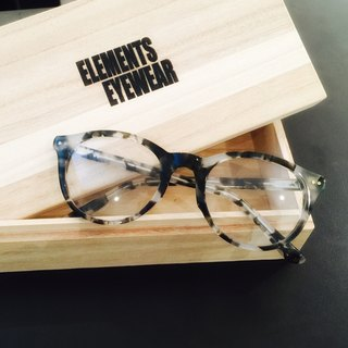 Prototyping pear-shaped plate frame Fine Prototype Handmade in Japan Boston Shape eyeglasses frame eyewear