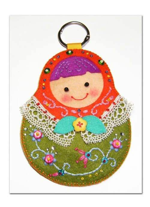 Russian doll card sets # 014