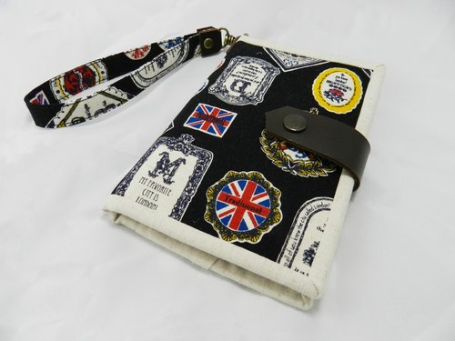 British mark - Passport Case / passport bag / passport holder