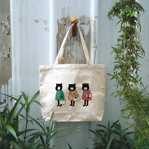Tote bag-animals