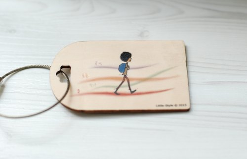 [Luggage tag] Previous