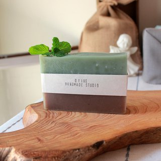 Cool Summer Wind / Tea Tree Mint Soap (Summer Limit)