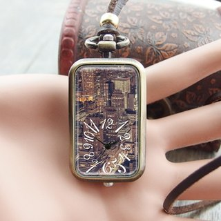 New York City - Charm / Keyring / Necklace / Accessories [Special U Design]