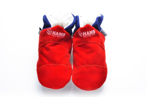 HAMS toddler shoes around the world - Taiwan color
