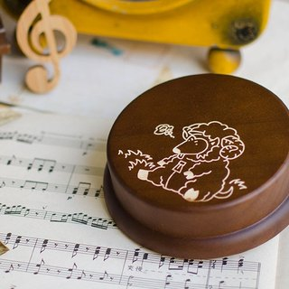 【Birthday Gifts, Memorial Gifts, Christmas Gifts】 Twelve Zodiac Sheep Customization // Music Box