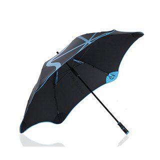 [BLUNT Paulant] anti-strong wind super lightweight golf umbrella (style blue)