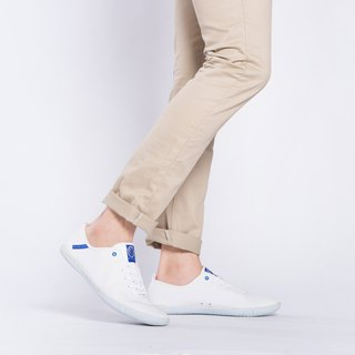 OPALE Stone  WHITE   PET RECYCLE and Eco-friendly shoes for MEN
