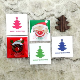 [Winter limited] Christmas exchange gift / Christmas tree magnet 10 / group discount package