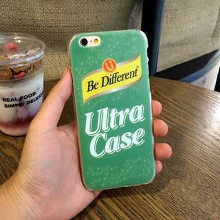 Drink Green Creamsoda Print Soft / Hard Case foriPhone 7 case, iPhone 7 Plus case, iPhone 6/6S, iPhone 6/6S Plus, Samsung Galaxy Note 7 case, Note 5 case, S7 Edge case, S7 case