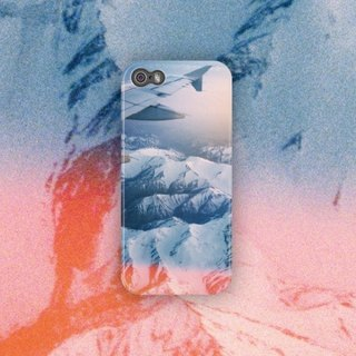 Snow-Snow Range / 2012 / phone case
