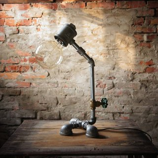 Edison-industry industrial retro style LOFT industrial pipes touch lamps Edison Lamp