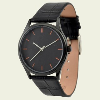 Mysterious Black watch (Citrus) Unisex Free Shipping Worldwide