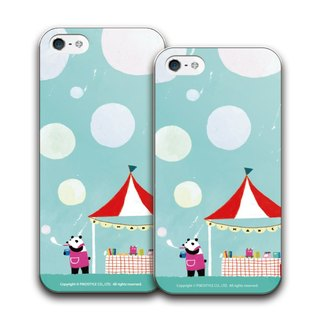 PIXOSTYLE iPhone 5 / 5S Style Case protective shell tide 210