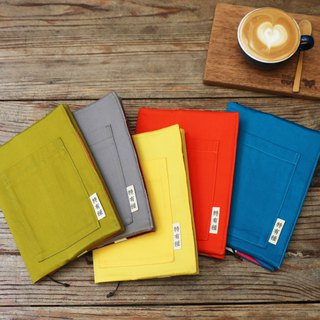 Unique kind of color cloth book clothing