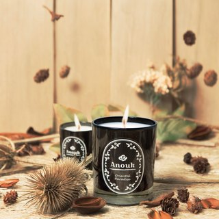 ORIENTAL PARADISE . 香薰蠟燭 Anouk Luxury Scented Soy Candle (210g)