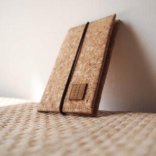 Paralife Custom Handmade Cork card holder with Elastic (custom made size)