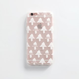 iPhone6 ​​/ Mobile Shell / Soft Shell / Christmas Tree / Gift