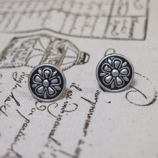 [Five flowers] retro earrings