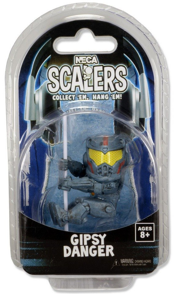 NECA New wishlists line gypsy crisis NECA Scalers Gipsy Danger Pacific Rim