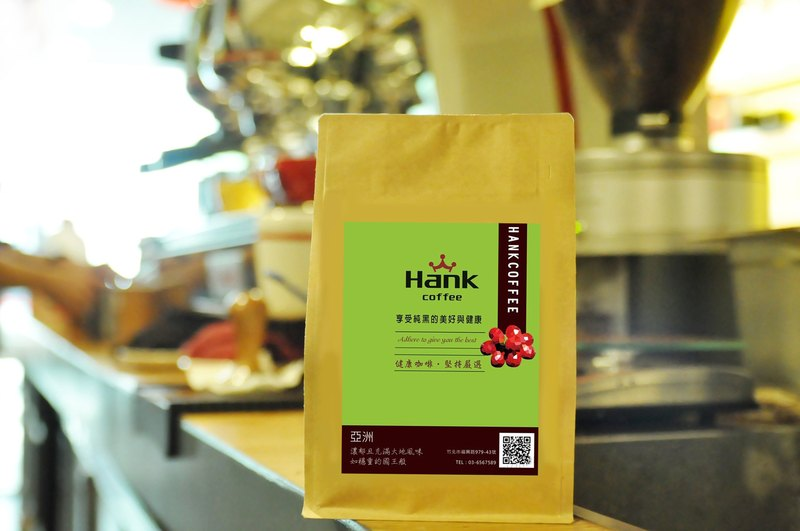 [Hank] Hank coffee Sumatra coffee yellow Jinmantening Golden Mandheling