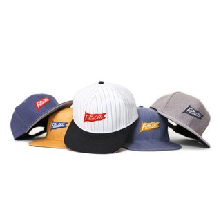 Filter017 Cavalry Flag Snapback Cap Six-button back button baseball cap