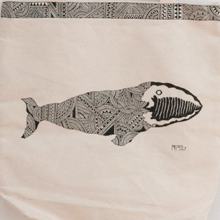 Hand Drawing Tote Bag/Animal/Order Made