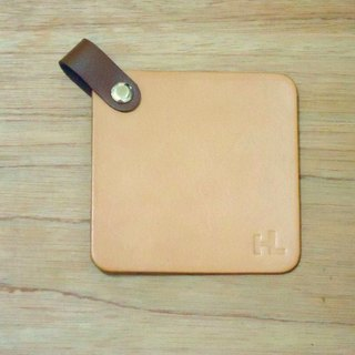 leather plate mat(cup pad)