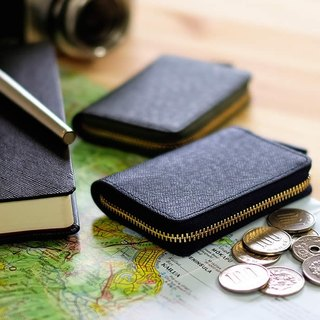 革職人 LEATHER FACTORY【Be Clue Coin Case】Made in Japan