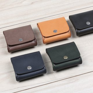 Square Coin Purse / Storage Box -- Total 5 colors