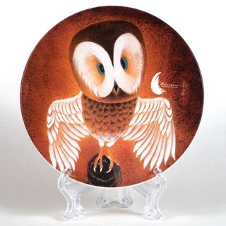 Artists Series coaster - Guo Yu Jun - Mo Yan