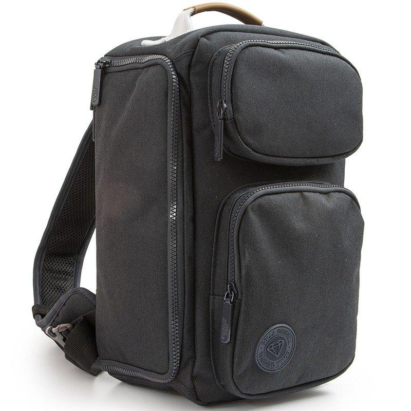 GOLLA Northern Europe and Finland stylish minimalist camera bag Original  Sling Camera bag Coal-G1756 black - Designer golla