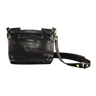 PAZEAL Hunting hobo w / shoulder - mini Fashion Leather Shoulder packet