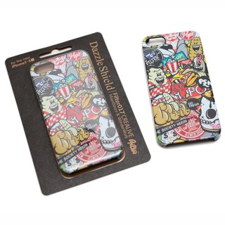 Filter017 - Phone Case - Colorful Pattern Glossy-Surface iPhone Case - 5 / 5S dazzling color glossy phone protective shell