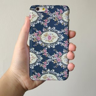Navajo Floral pattern classic 02 3D Full Wrap Phone Case, available for  iPhone 7, iPhone 7 Plus, iPhone 6s, iPhone 6s Plus, iPhone 5/5s, iPhone 5c, iPhone 4/4s, Samsung Galaxy S7, S7 Edge, S6 Edge Plus, S6, S6 Edge, S5 S4 S3  Samsung Galaxy Note 5, Note 4