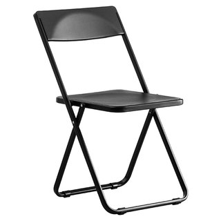 SLIM chair commander _ thin Folding Chair / Jane Black (trade only distribution Taiwan)