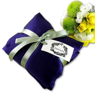 Sautees Happy SPA Vanilla Warm Pack (L Vanilla Purple Silk)