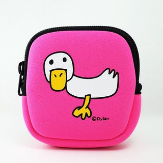 [New color] Duck small coin purse.